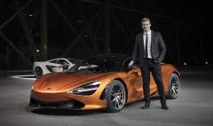 迈凯伦汽车任命Rob Melville为公司设计总监