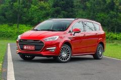 力帆轩朗1.8L新增车型上市 售6.98-7.18万