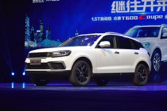 众泰T600 Coupe上市 售价8.68-14.68万