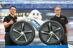 米其林PS4/4S轮胎 全新技术只为驾控
