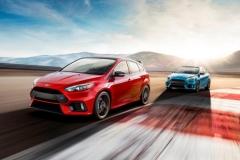 2018款福克斯RS 外观升级配2.3T发动机