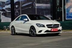 奔驰新款CLA正式上市 售24.9-37.9万