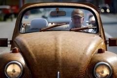 70岁的老爷爷大玩改车!好想上车