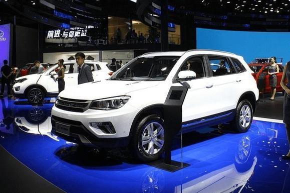 长安终于下血本, 全新SUV配置暴涨, 仅售7万剑指哈弗H6