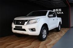 郑州日产纳瓦拉上市 售13.98-18.78万