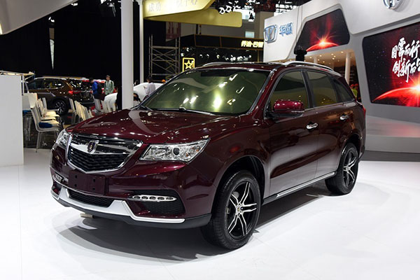 这款经济性SUV能力相当不俗 8万元选它老司机表示没毛病!