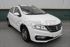 宝骏310新车型申报图 匹配iAMT变速器