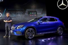 2018款奔驰GLA上市 顶配增加AMG套件