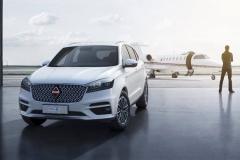 不烧油的德系SUV曝光 预计2019年上市