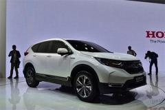 全新本田CR-V有望下月上市