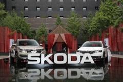 斯柯达明锐旅行车 将于8月在国内上市