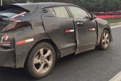 成都拍到丰田CHR路试车,试车员透露2.0排量价格15万起?