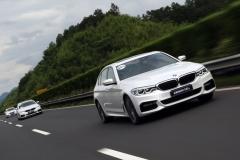 试驾全新BMW 5系 开着像3系/坐着像7系