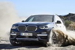 全新BMW X3解析 新家族设计/2018年国产