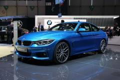 新款BMW 4系家族上市 售42.00万-68.90万