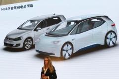 大众会领军中国新能源车市场,不惧双积分!