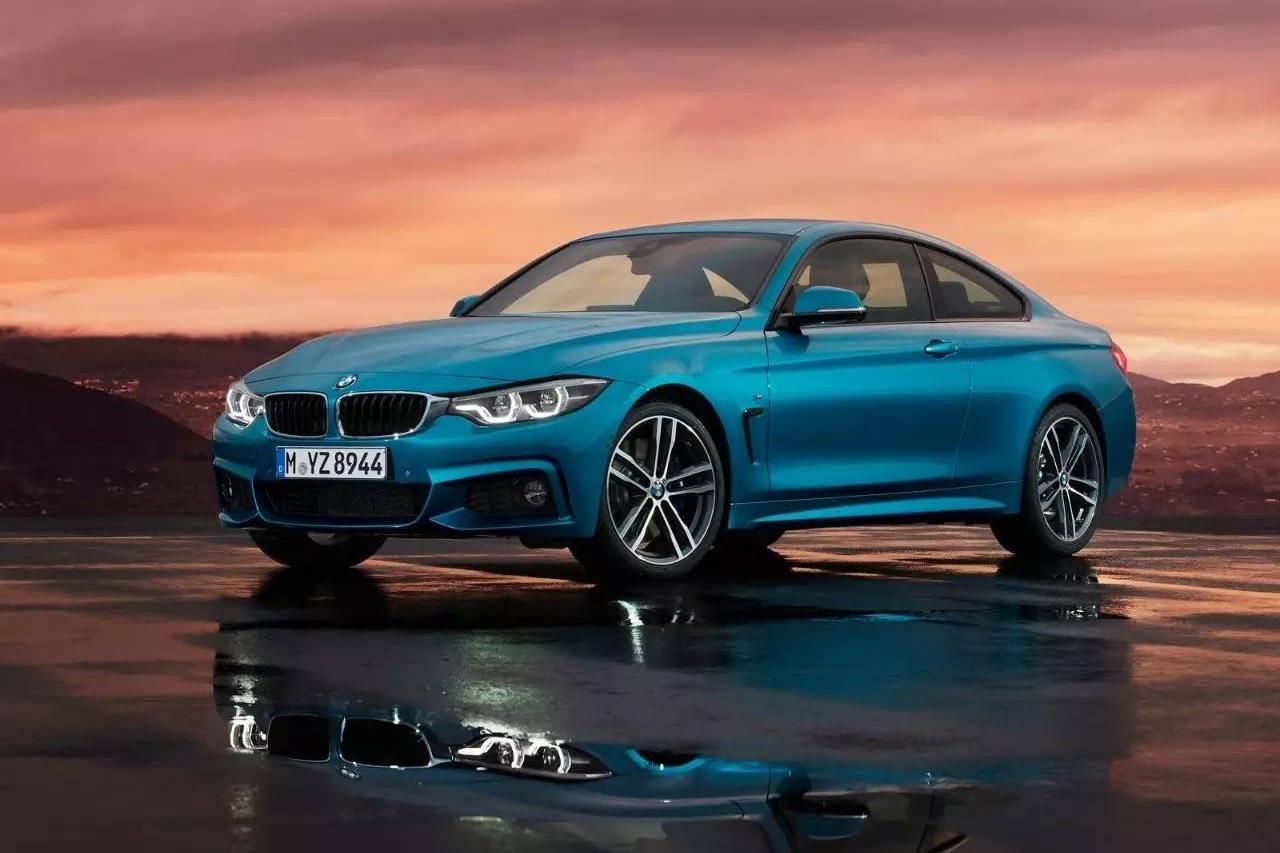 BMW 4 Series中期改款 3款车型9个版本