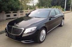 奔驰S级新车型正式上市 售93.8万元