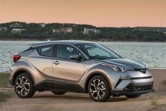 """投产广汽丰田,全新小型SUV""""CH-R""""明年引入国内"""