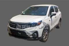 广汽传祺GS3量产版实车 预计8月底上市