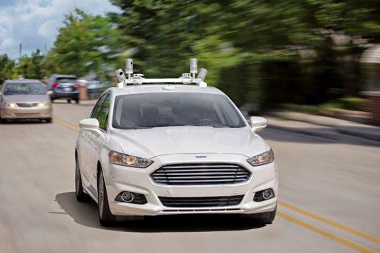 人工智能的征程将自此始?福特又有大动作了!