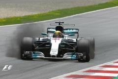 F1奥地利站第三次练习:维特尔最快