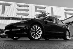 埃隆•马斯克确认特斯拉Model 3正式投入生产