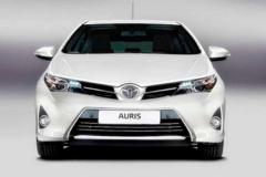 全新丰田Auris改名 法兰克福车展有望展出