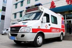科普:你没有看过的救护车评测
