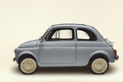 菲亚特500诞生60周年 火遍欧洲却滞销中国