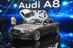 全新一代奥迪A8解析 科技、动感新旗舰