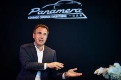Stefan Utsch:保时捷Panamera特别针对中国市场