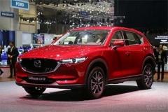 全新CX-5或增2.5L两驱车型 有望8月上市