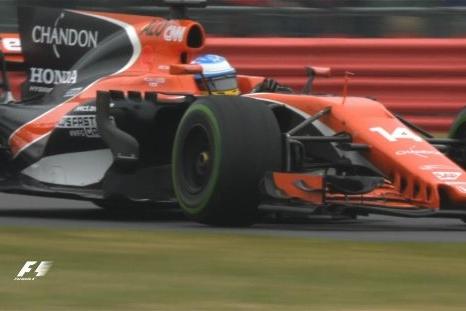 F1英国站排位赛:汉密尔顿拿下主场三连杆