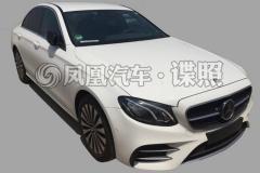 奔驰AMG E 43入门车型曝光 4.6秒破百