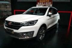 汉腾9月将推两款SUV车型 汉腾X5/X7S
