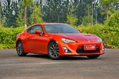 丰田86新车排量或增至2.4L 功率240匹