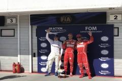 F1匈牙利站排位赛:维特尔杆位 法拉利包揽头排