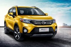 广汽传祺GS3预售8-12万 8月底将上市