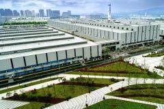 长安欧尚A800媒体车主探访两江工厂
