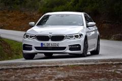 全新宝马5系标准轴距版 将于成都车展正式上市