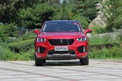 WEY VV5s部分车型预售价公布 月底上市