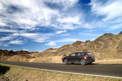 首次穿越世界最长沙漠公路——宝沃极限一万里