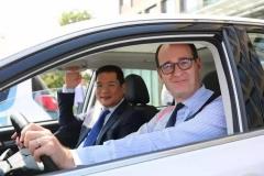 福特与众泰拟组建一家纯电动车合资公司
