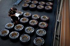 F1日本站硬胎和中性胎重返铃鹿赛道