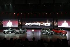梅赛德斯-AMG 43系列上市 68.8万元起