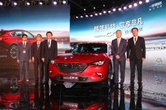 2018款马自达CX-4上市 售价14.08万起