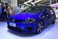 2017成都车展:新Golf R售40.78万