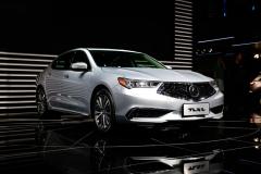 新车图解:讴歌TLX-L 第二款国产车型!