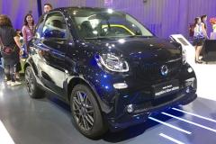2017成都车展:smart新车型14.5888万起